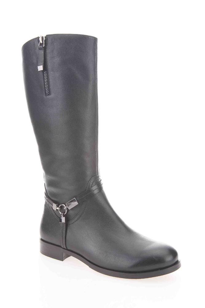 Model COLE HAAN Women39s Italian Dk Brown Leather Dress Zipper Boots Shoes 7
