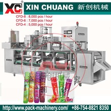 Ice Cream Auto Filling and Sealing Machine