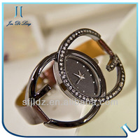 Hot 2013 fashion women stainless steel cheap custom Android cell phone watch