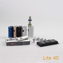 Factory price Jomotech hot selling Lite 40W mod kits 1800mah$15/set stainless steel battery box on sale