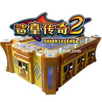 IGS Shark King 2 yuehua software slot cabinet arcade game fish hunter game machine fishing game