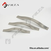 4147 Furniture hardware Aluminum handle Wenzhou supplier