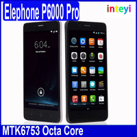 "Original 5.0"" Elephone P6000 Pro MTK6753 Octa Core 3GB RAM 16GB ROM 13.0 MP 4G FDD 3G WCDMA android 5.1 smart mobile phone"