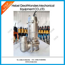Deep Well DC Electric Submersible Slag slurry Pump/ Deep Well Pump/ submersible water