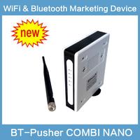 wifi proximity advertising and FREE Bluetooth Marketing BT-Pusher COMBI NANO mobile application marketing