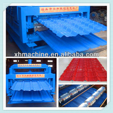 XH-2013 Hot Sale R panel roofing roll forming machine