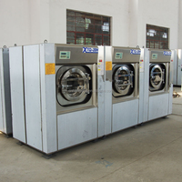 hotel and hospital used laundry equipment