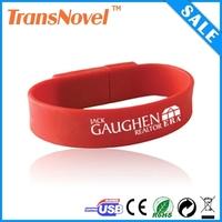 Wristband usb flash memory stick, bulk usb flash drives, lanyard silicon usb