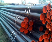 Hot rolled carbon steel seamless pipe ASTM A106B