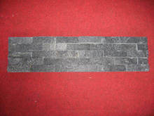 slate stack stone interior wall covering panels