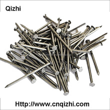 common round iron wire nails bright finished