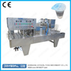 automatic straight line style cup sealer machine Safe and dependable