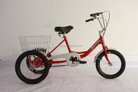 child rickshaw tricycle car TR16-16