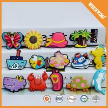 Price crash decorative souvenir 3d soft pvc fridge magnets
