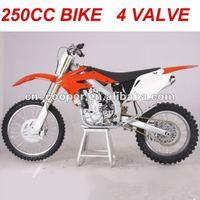CRF250 25HP 4 Valve 250cc Motorbike