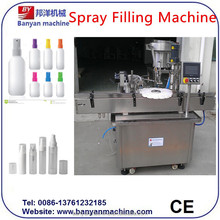 2015 Perfume Spray Filling Capping Machine,Filler /0086-18516303933
