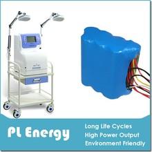 25.2v li-ion battery pack china 2250mAh for medical device