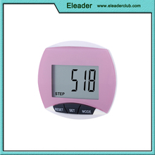 Calorie Distance Calculation Clip-on Steps Counter Pedometer
