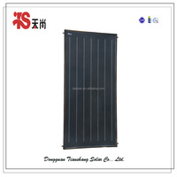 Swimming pool solar system collector anodized Aluminum