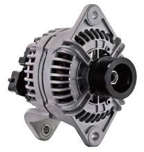 John Deere JD Dsl alternador do motor AT300167 24 V 100A Bosch alternador 0124655013 0986048587 motoniveladora carregador alternador