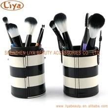 Hot 10pcs Set colorful Cosmetic Synthetic Makeup Brush Sets Makeup Tools