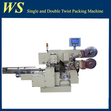 Single Twist Small Chocolate Packing Machine