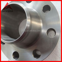 DIN2631 grade4 thread titanium flange have in stock