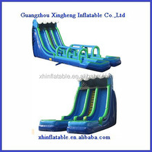 2015 best sale cheap Inflatable water pool slide from manufacture