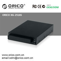 "ORICO XG-2516S Floppy Drive Bay 2.5"" SATA HDD internal enclosure,Compatible with Seagate's GoFlex and FreeAgent 2.5"" HDD"