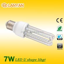 2015 hot sell newest 3U 7W Efficient LED Light energy saving lamp foto model indonesia bugil panas telanjang seksi made in China