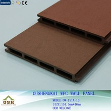 Hot Sale WPC Wall Panel with CE SGS FSC