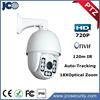 Remote updotiong IR visible distance 150m 3d position HD high speed dome ptz poe ip camera