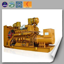 ISO9001 CE euro standard power small medium model 250kva natural gas generator