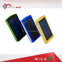 2015 hot sale portable solar charger case for ipad mini with dual usb port for digital devices PB-091