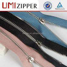 boots high end accessories for garment industry trousers key locking zipper