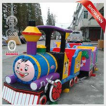 outdoor equipment model electric train with good After-sales service