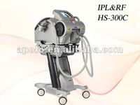 Chinese Apolo Med CE& ISO approved hair removal beauty machine ipl