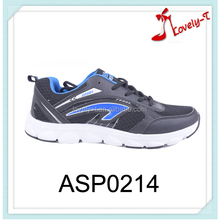 Factory sale new model running shoes newest arrival laced running shoes market