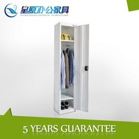 powder coated single door multipurposed metal fitting room locker for hotel changing room