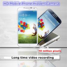 High Mega Pixel Mobile Phone Hidden Camera, simple operation hidden recorder