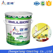 emulsion paint for primer paint,interior wall latex paint for inner wall