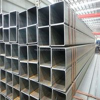 ASTM A500 high tensile square steel tube material specification