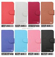 Wholesale Wallet Pouch Leather Flip Case for BlackBerry Classic Q20