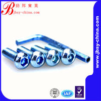 Customized anti-theft bolt and wrench