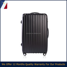 ABS 20''/24''/28''colourful luggage trolley luggage set in 2015