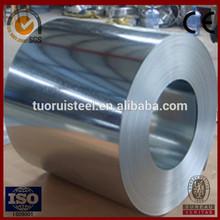 Astm A653a JIS G3302 0.3 0.35 mm espessura quente mergulhado galvanizado ferro GI bobina zinco revestido bobina de aço / folha