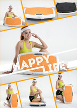Hot sales new shell shape body massage machine for body relaxation ETF009C2-3D