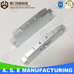 CNC machined aluminum parts, aluminum machining part chrome plating cnc turning metal