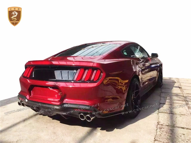 pour ford bodykits gamme gaz pi ces de voiture de conception pour mustang corps kit 2014 2016. Black Bedroom Furniture Sets. Home Design Ideas