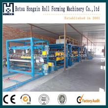 Botou Manufacturing Machines Eps Sandwich Wall Panel Production Line/Machine